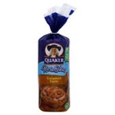 Quaker Rice Cakes Caramel Corn -6.52oz