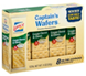 Lance Captain's Wafers Cream Cheese and Chives Crackers, 8 CT