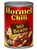 Hormel No Beans Chili, 10.5 OZ