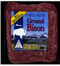Ground Bison Meat- 16oz