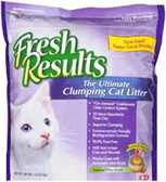 Fresh Results Cat Litter -10LB