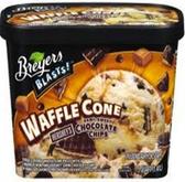 Breyer's Blasts - Waffle Cone -1.5qt