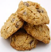 Oatmeal Raisin Cookies -18ct
