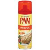 Pam Cooking Spray Original -8 oz