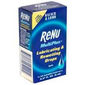 Bausch And Lomb Renu Multipurpose No Rub Formula - 2-8 Fl. Oz.