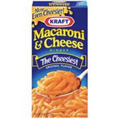 Kraft The Cheesiest Mac & Cheese Dinner -14.3 oz