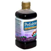 Pedialyte Grape Flavor - 33.8 oz