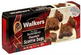 Walker's Chocolate Scottie Dogs -3.9oz