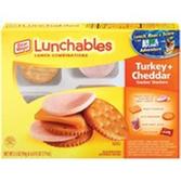 Lunchables Ham & American -5.6 oz
