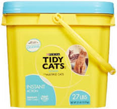 Tidy Cats Scoop LLOC Pail -27LB