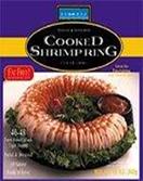 SeaMazz - Cooked Shrimp Ring -10oz