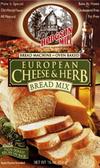 Hodgson Mill - European Cheese & Herb Bread Mix -16oz