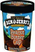 Ben & Jerry's - Peanut Butter Cup -16oz