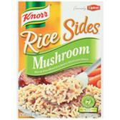 Knorr Rice Sides Mushroom Rice -5.5 oz