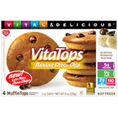 Vita Tops  - Banana Choco Chip -4ct