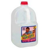 Nursery Purified Water With Fluoride - 1 Gal