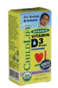 ChildLife Essentials Organic Vitamin D3 Drops Berry, .33 OZ