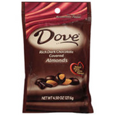 Dove Dark Chocolate w/ Almonds -7.9 oz