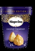 Haagen-Dazs - Coconut Macaroons -16oz