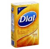 Dial Gold Bar Soap - 8-4.5 Oz