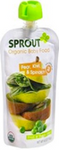 Sprout Organic - Pear, Kiwi, & Spinach -4oz