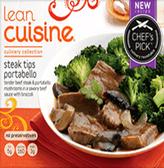 Lean Cuisine - Steak Tips Portobello -1 meal