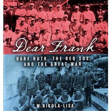 2012 Literary Classics Award for Historical Fiction   In W. Nikola-Lisa's work of historical fiction set in Boston in the waning days of World War I, you can learn about the war relief efforts in the Boston area, the politics behind the war-shortened baseball season, as well as the rising fortunes of the Boston Red Sox, including their World Series win behind the hard-throwing and hard-hitting Babe Ruth over the National League's Chicago Cubs. Using an epistolary format, W. Nikola-Lisa creates a piece of historical fiction based on letters from younger brother Andrew to Frank, his older brother serving in the trenches in Europe. We learn about the vagaries of war, about the politics of baseball, and about one family's struggle to endure it all, especially in the absence of their oldest son.