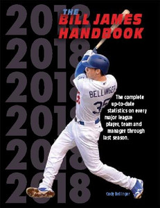 The Bill James Handbook 2018 - Spiral (only available here)