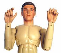 007 Moonraker: James Bond (Roger Moore) - Nude Figure