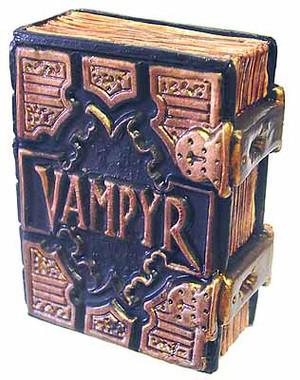 Buffy the vampire slayer vampyr book