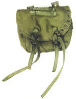 John Wayne: Green Beret w/ Tiger Stripe Accessories - Pouch