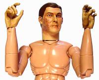 007 Goldeneye: Alec Trevelyan - Nude Figure