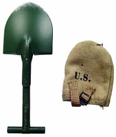 82nd Airborne Division Combat Medic - Shovel