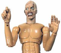 Hellboy: Kroenen - Nude Body (See Note)
