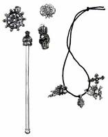 Dark Desires: Angel - Goth Accessories