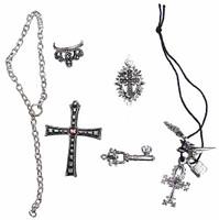 Dark Desires: Alaqua - Goth Accessories