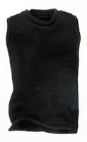 Tyrus Kilemahl - Black Sleeveless Shirt