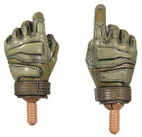 USAF CCT HALO - Gloved Hands