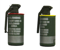 Navy SEAL Team 3 MK46 Gunner - Smoke Grenades