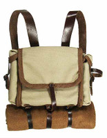 French 1940 Infantryman - Backpack w/ Bedroll