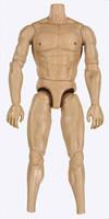 Gladiator Warriors: Flamma - Nude Muscular Body (Includes Open Hands)