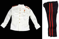 Joseph Stalin - White Jacket Dress Uniform (For wearing with Fat Suit)