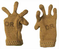 USMC 2nd Marine Expeditionary Battalion in Afghanistan - Gloves