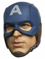 Captain America - Head (No Neck Joint)
