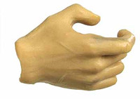 Muscular Male Caucasian: KP01A - Right Trigger Hand