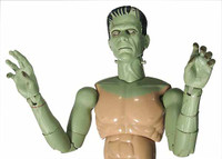 Frankenstein (Boris Karloff) - Nude Figure
