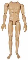 U-Boat Seaman - Nude Body w/ Hands & Feet