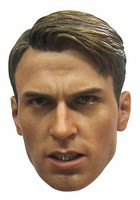 Avengers: Captain America - Head (No Mask) (Limit 2)