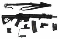 Chris Costa: Trainer - Machine Gun w/ Accessories