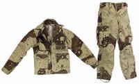 USMC Persian Gulf War - Desert Tan Uniform